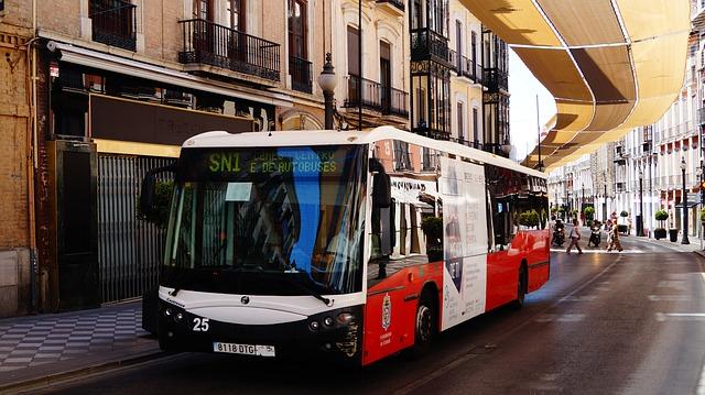městksý autobus