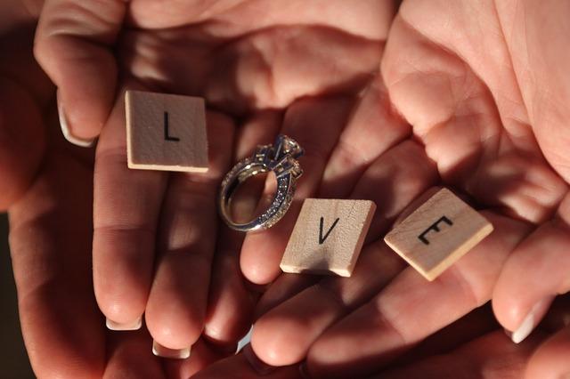 nabídka k sňatku