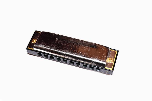 Foukací harmonika