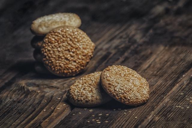 Sezamové placičky